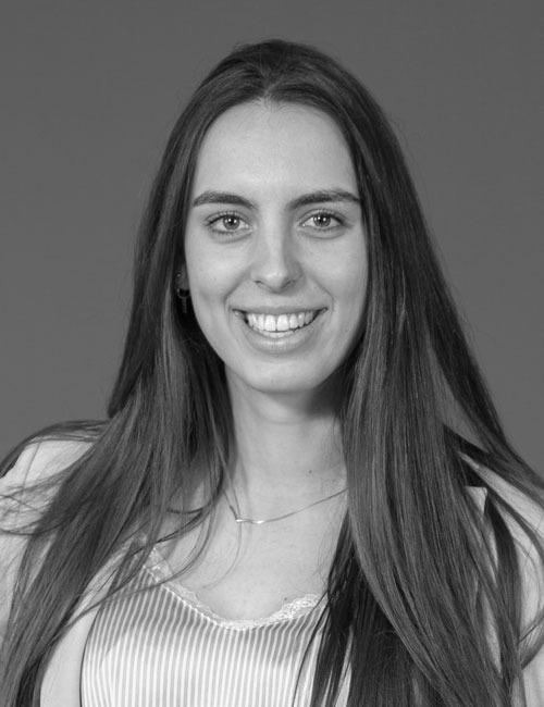 Britt van Berkel, eventmanager bij Wakibi